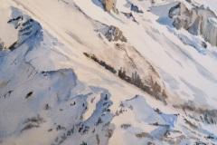 montagne-enneigée